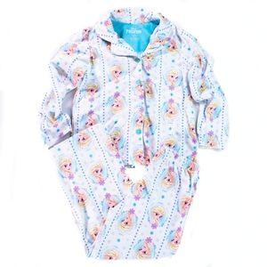 Disney Frozen Elsa Girl's Pajamas 6